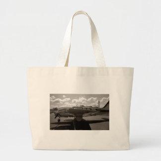Beech King Air Tote Bag Jumbo Tote Bag