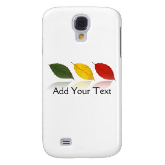 Beech Leaf Forest Galaxy S4 Cover
