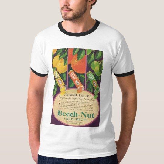 Beech-Nut Fruit Drops 1931 T-Shirt