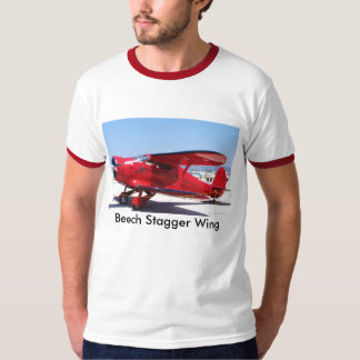 Beech Stagger Wing, Beech Stagger Wing T-Shirt