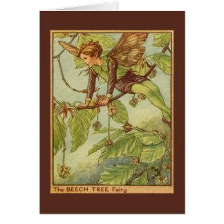 Beech Tree Fairy by Vision Studio Card