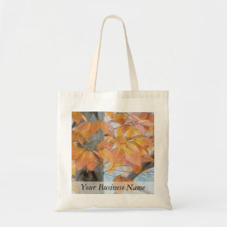 Beech Tree In The Winter Woods Tote Bag