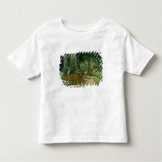 Beech Trees in Frederiksdal near Copenhagen Toddler T-shirt