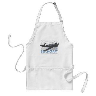 Beechcraft Aircraft Adult Apron