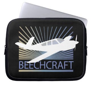 Beechcraft Aircraft Computer Sleeve
