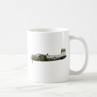 Beechcraft L-23 U-8 Seminole 456456 Coffee Mug