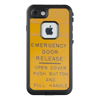 Beechcraft Model 18 Emergency Door Release Design LifeProof FRĒ iPhone 7 Case
