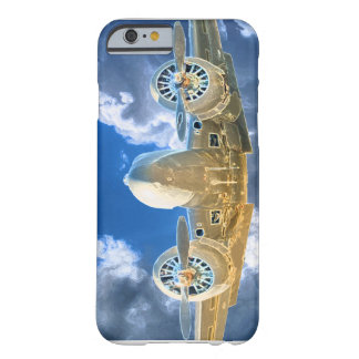 Beechcraft Model 18 Flying High Design Barely There iPhone 6 Case
