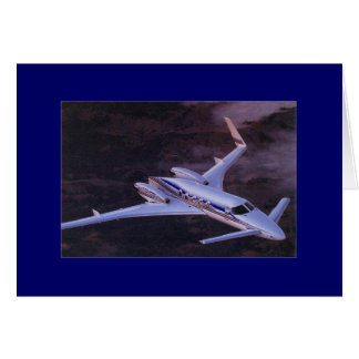 Beechcraft Starcraft Card