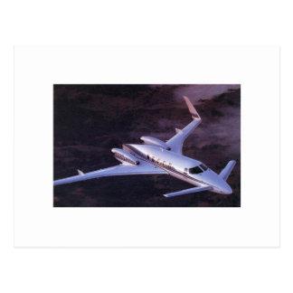 Beechcraft Starcraft Postcard