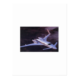 Beechcraft Starcraft Postcard