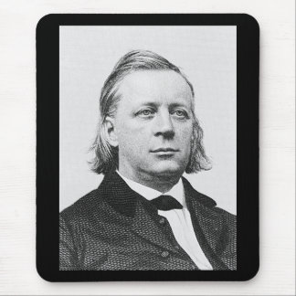 Beecher ~ Henry Ward / Clergyman Abolitionist Mouse Pad