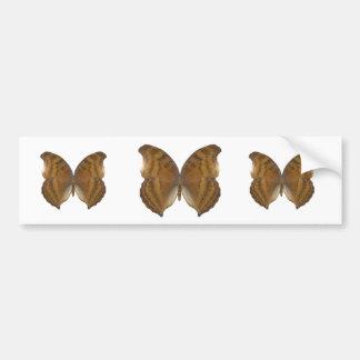 BeechWing Butterfly Bumper Sticker