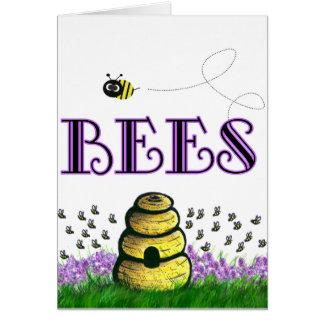 BEEEEEs Card