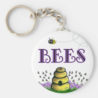 BEEEEEs Keychain