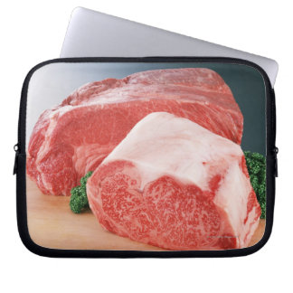 Beef 3 laptop computer sleeve