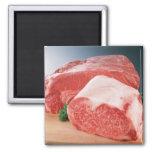 Beef 3 refrigerator magnets