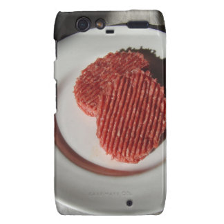 Beef Burgers Droid RAZR Covers