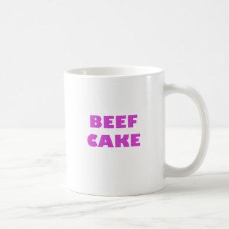Beef Cake Classic White Coffee Mug