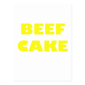 Beef Cake Postcards
