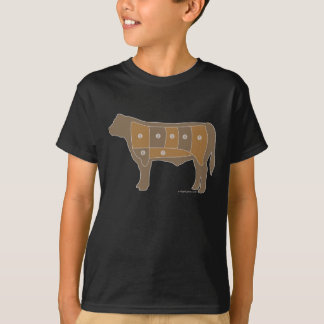 Beef chart meat T-Shirt