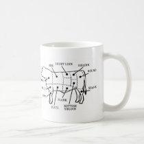 BEEF COW COFFEE MUG