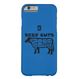BEEF CUTS < Black > Barely There iPhone 6 Case
