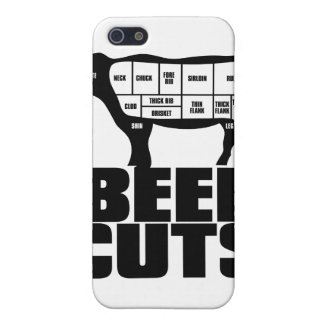 Beef_Cuts iPhone SE/5/5s Case