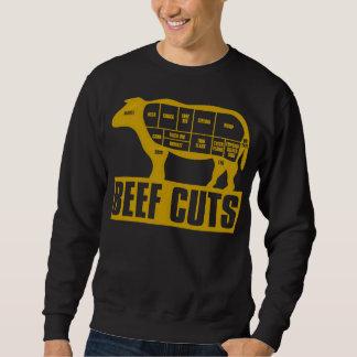 Beef_Cuts Sweatshirt