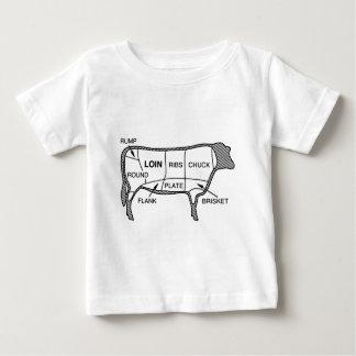 Beef Diagram Infant T-shirt