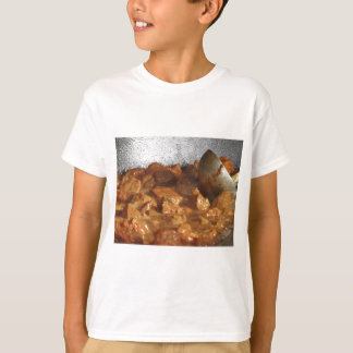 Beef goulash soup with metal serving spoon T-Shirt
