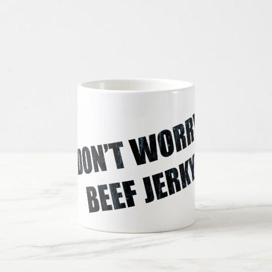 BEEF JERKY COFFEE MUG