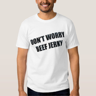 BEEF JERKY TEE SHIRT