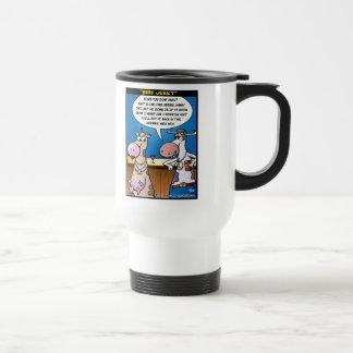 """Beef Jerky"" Travel Mug"