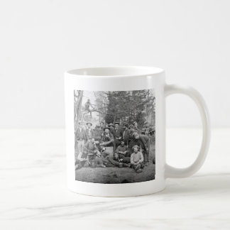 Beef-Killers of the Army, 1862 Coffee Mug