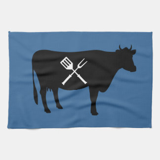 Beef King of Meats Kitchen Towel