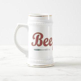 Beef n' Fork Beer Stein