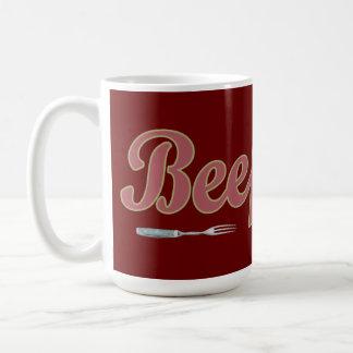 Beef n' Fork Coffee Mug