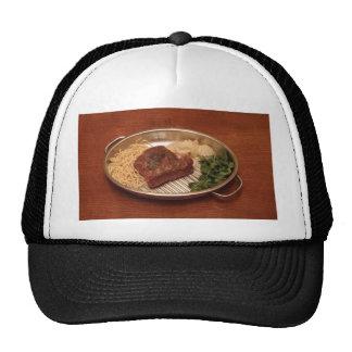 Beef, Noodles, Coriander and Chips Trucker Hat