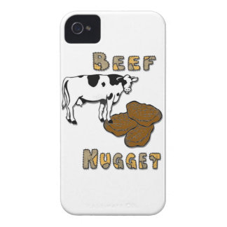 Beef Nugget iPhone 4 Case
