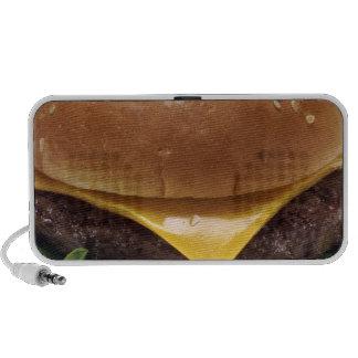 Beef Patti Sandwich Lunch Food Cheeseburger Travelling Speaker