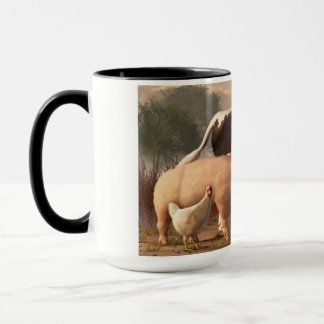Beef, Pork, and Poultry Mug