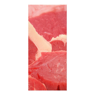 Beef Full Color Rack Card
