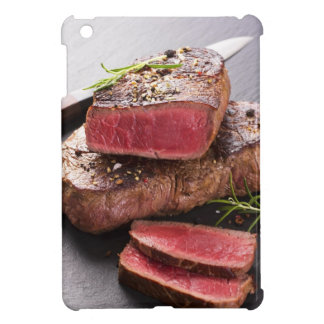 Beef steak iPad mini cases