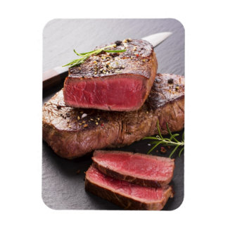 Beef steak magnet