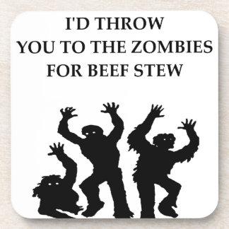 beef stew drink coaster