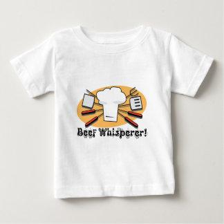 Beef Whisperer Baby T-Shirt