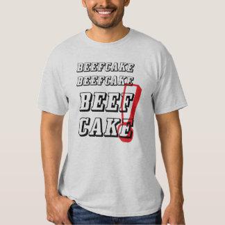 ¡BEEFCAKE del Beefcake del Beefcake! Te Playera