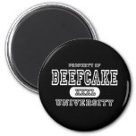 Beefcake University Dark Magnet
