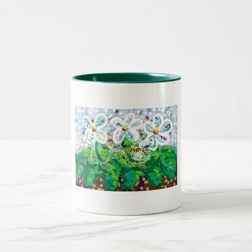 beeflowers tazas de café